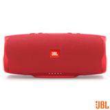 Caixa de Som Bluetooth JBL à Prova d'Água com Potência de 30 W Vermelha - JBLCHARGE4RED