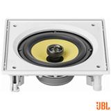 Caixa Acústica JBL de Embutir, Quadrada, com Potência de 120 W RMS - CI6S