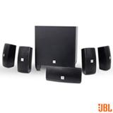 Caixas Acústicas JBL com Potência de 560 W - LCINEMA610