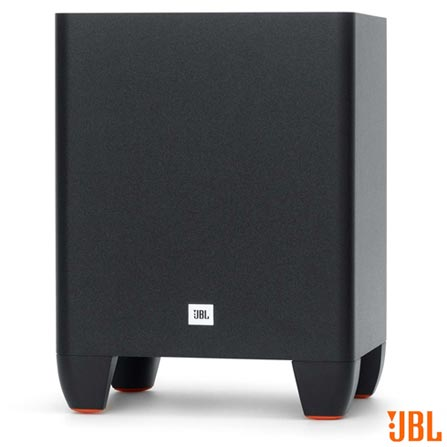 Soundbar JBL com 200 W de Potencia e Subwoofer Ativo Wireless - Cinema SB250, Bivolt, Bivolt, Preto, Não, Sim, Sim, Não, Não, 12 meses, 200 W, Não, 2.1, Não