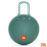 Caixa de Som Bluetooth JBL com Potência de 3,3 W para iOS, Android e Windows Phone Verde Água - CLIP3