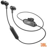 Fone de Ouvido Bluetooth JBL Intra-auricular Preto - JBLE25BTBLK