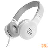 Fone de Ouvido JBL Headphone Branco - JBLE35WHT