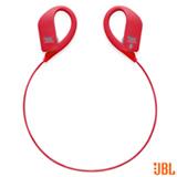 Fone de Ouvido sem Fio JBL Endurance Sprint Intra-Auricular Vermelho - JBLENDURSPRINTRED