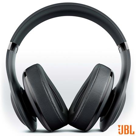 Fone de Ouvido Bluetooth JBL Everest Over Ear Preto - V700, Preto, Headphone, 12 meses