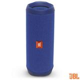 Caixa de Som Bluetooth JBL com Potência de 16W para iOS e Android Azul - FLIP4