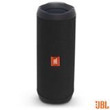 Caixa de Som Bluetooth JBL com Potência de 16W para iOS e Android Preto - FLIP4