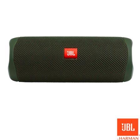 Caixa de Som Jbl Verde Flip 5