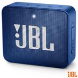 Caixa Bluetooth JBL GO2 Azul com Potência de 3 W - JBL