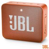 Caixa Bluetooth JBL GO2 Laranja com Potência de 3 W - JBL