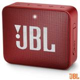 Caixa Bluetooth JBL GO2 Vermelha com Potência de 3 W - JBL
