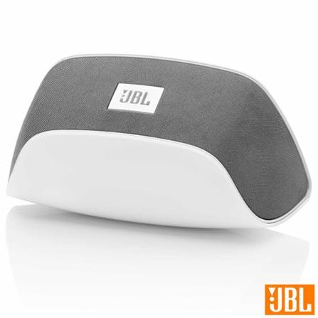 Caixa de som Bluetooth, Bivolt, Bivolt, Branco e Cinza, Sim, 10 W, Não, Não, Não se aplica, 12 meses