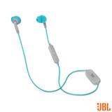 Fone de Ouvido Sem Fio JBL Inspire 500 Intra-Auricular Azul e Branco - JBLINSPIRE500AQUA