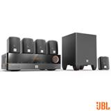 Receiver JBL Cinema com 5.1 Canais, 435 W, HDMI e USB - J5100