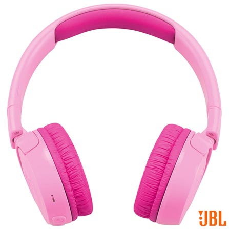 , Rosa, Headphone, 12 meses