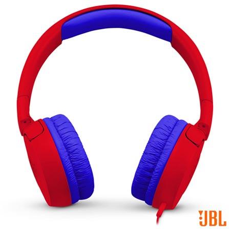 , Vermelho e Azul, Headphone, 12 meses