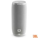 Caixa Bluetooth JBL com Potência de 20 W Branco - LINK20