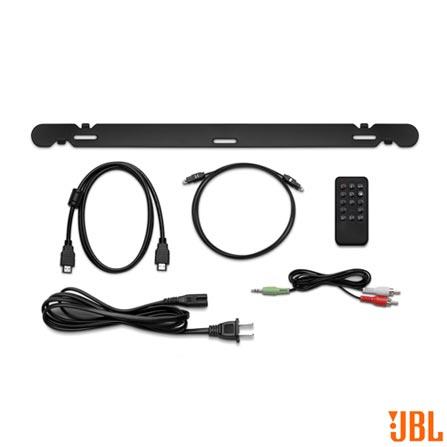 Soundbar JBL com Subwoofer Ativo e Bluetooth, 2.1 Canais e 320 W - LSB350, Bivolt, Bivolt, Não, Sim, Não, Não, Não, 320 W, Não, 2.1, Não