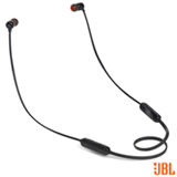 Fone de Ouvido sem Fio JBL Intra-Auricular Preto - JBLT110BTBLK