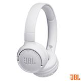 Fone de Ouvido JBL Tune500BT Headphone Branco - JBLT500BTBCO