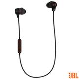 Fone de Ouvido Bluetooth JBL Under Armour In Ear Preto - UNDERARMOURBT