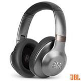 Fone de Ouvido Sem Fio JBL Headphone com Noise Cancelling Cinza - JBLV750NC