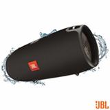 Caixa de Som Bluetooth JBL com Potência de 40W para Android e iOS Preto - JBLXTREMEBLKBR