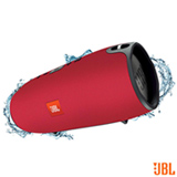 Caixa de Som Bluetooth JBL com Potência de 40W para Android e iOS Vermelho - JBLXTREMEREDBR