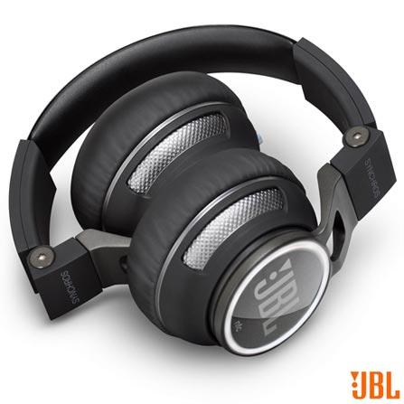 Fone de Ouvido Synchros JBL Preto com Conexao Bluetooth e 115W de Potencia -  S40028910447, Preto, Headphone, 12 meses