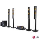 Home Theater LG com Blu-ray 3D, 5.1 Canais e 1200 Watts - LHB755W