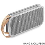 Caixa Acústica Bluetooth Bang & Olufsen com Potência de 180 W Aluminio - BeoPlay A2