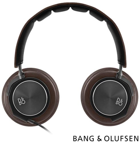 Fone de Ouvido Headphone Bang & Olufsen BeoPlay H6 Avela, Marrom, Headphone, 24 meses