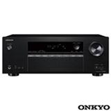 Receiver Onkyo com 7.2 Canais, 270 W, HDMI e USB - TX-SR383