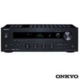 Receiver Onkyo com 2.1 Canais, 80 Watts por Canal com USB - TX8050