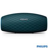 Caixa de Som Portátil sem Fio Everplay Philips com Bluetooth e Potência de 10W - BT6900A/00