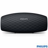 Caixa de Som Portátil sem Fio Everplay Philips com Bluetooth e Potência de 10W - BT6900B/00