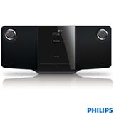 Micro System Philips com Dock Station, USB e 10W RMS - DCM27678