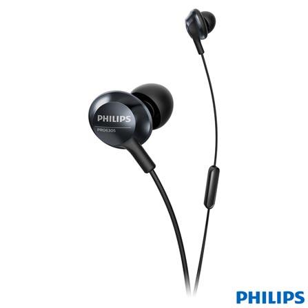 Fone de Ouvido Philips Pro6305bk/00