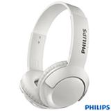 Fone de Ouvido Philips Headphone Bluetooth Branco - SHB3075WT/00
