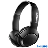 Fone de Ouvido Philips Headphone Bluetooth Preto - SHB3075BK
