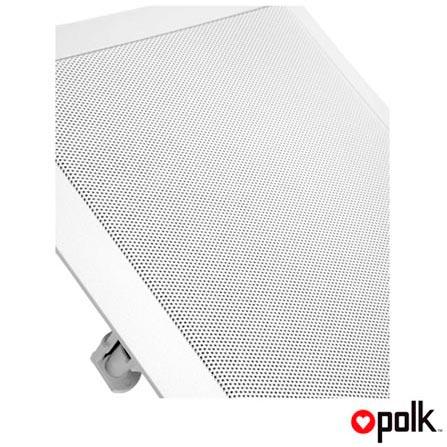 Caixas Acústicas Polk Audio com Potência de até 100 W RMS - RC65I, Branco, 100 W, Não se aplica, Não, Não, 8 Ohms, 32 Hz a 20 kHz, Não, Não