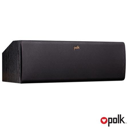 Caixa Acusticas Polk Audio com Potencia de ate 150 W RMS - TSX250C, Preto, Não se aplica, Não, 150 W, Não, Não, 8 Ohms, 48 Hz a 25 kHz, Não, 12 meses