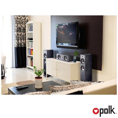 Caixas Acústicas Polk Audio com Potência de até 150 W - TSX330T, Não se aplica, Não, 150 W, Não, Não, 8 Ohms, 33 Hz a 25 kHz, Não, 12 meses