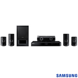 Home Theater Samsung com Blu-ray 3D, 5.1 Canais e 1000W - HT-J5520WK/ZD