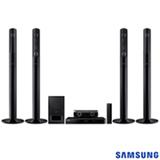 Home Theater Samsung com Blu-ray 3D, 5.1 Canais e 1000W - HT-J5550WK/ZD