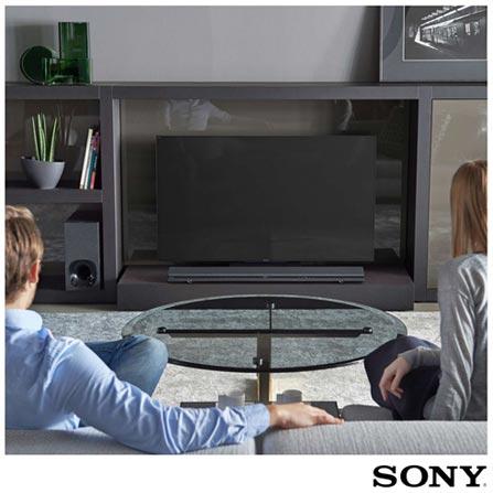 Soundbar Sony com 2.1 Canais e 230 W - HT-NT5, Bivolt, Bivolt, Preto, Não, Sim, Sim, Não, 12 meses, 230 W, Sim, 2.1, Não