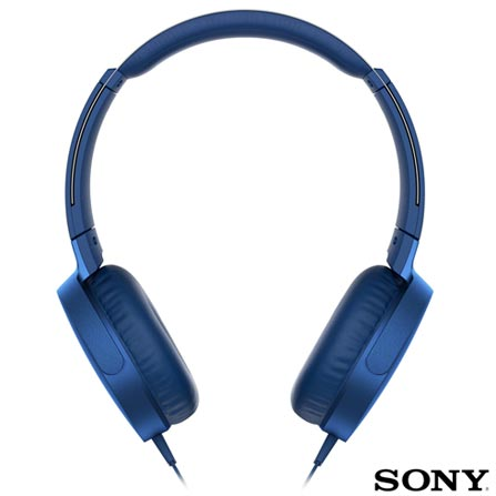 , Azul, Headphone, 03 meses