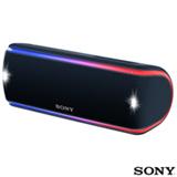 Caixa e Som Bluetooth Sony para Android e iOS - SRS-XB31