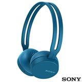 Fone de Ouvido Sem Fio Sony CH400 Headphone Azul - WH-CH400/LZ