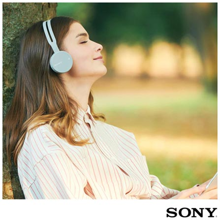 , Cinza, Headphone, 03 meses